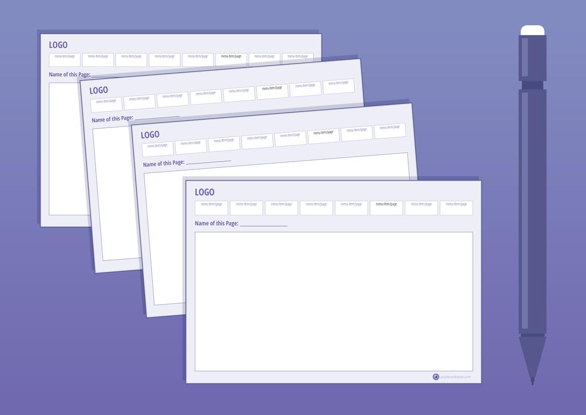 web prototyp
