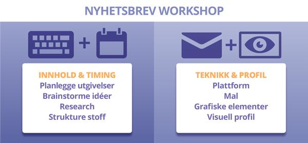Nyhetsbrev Workshop