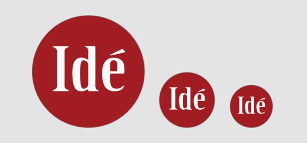 logo i sirkel
